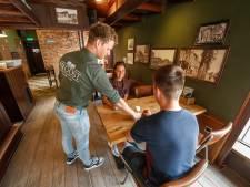 Proost: Trappistenlokaal in Zevenbergen open na verbouwing