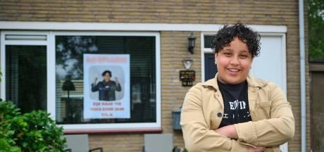 Tot zijn eigen verbazing is Soufiane één van de vier finalisten van The Voice Kids: 'Ik ben nog maar kort met muziek bezig'