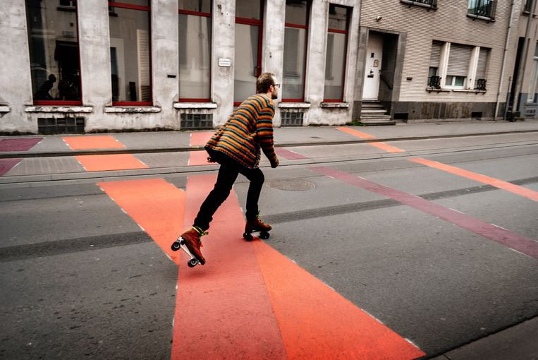 Door het circulatieplan is de Gentse binnenstad autoluw. De deelgemeenten buiten de stadsring vragen ook veilige fietsvoorzieningen. Beeld Eric de Mildt