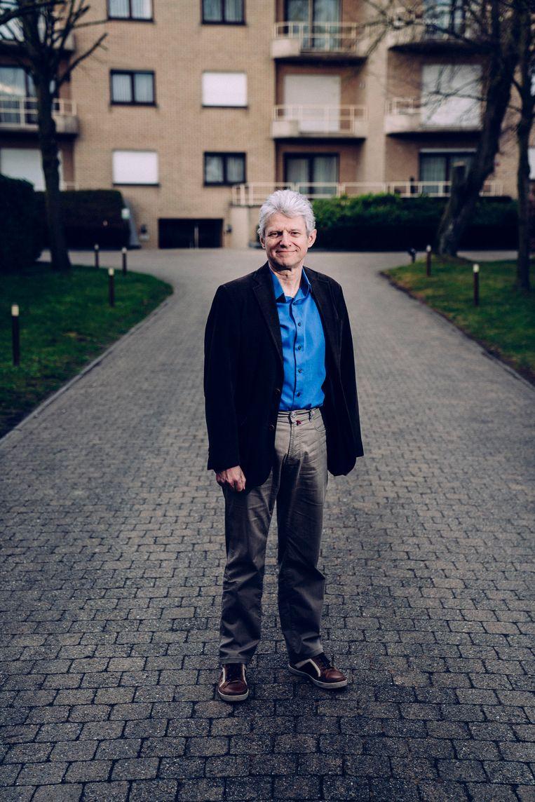 Van den Broeck: 'Ik vind het vreemd om hier nu erg dramatisch over te doen terwijl we weten dat de kwaliteit van ons onderwijs al jaren achteruit aan het boeren is.'   Beeld © Stefaan Temmerman