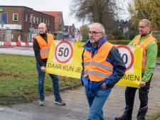 Actiegroep hoopvol over aanpassingen N377 bij Nieuwleusen: middengeleider scheidt rijstroken