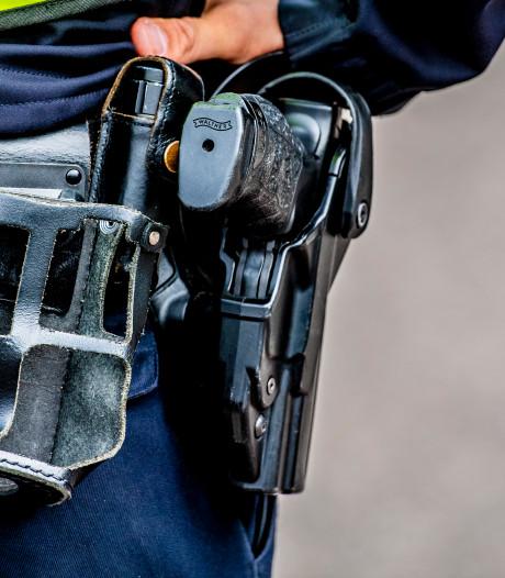 Agenten trekken wapen bij aanhouding in Zeist