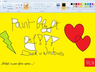 "Microsoft: ""Paint blijft gewoon te downloaden in de Windows Store"""