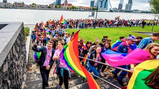 Nieuwe opzet Rotterdam Pride: alleen deelname na ondertekenen 'inclusieve' verklaring