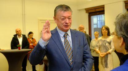 """Burgemeester legt eed af: """"Veiligheid wordt de prioriteit de komende zes jaar."""""""