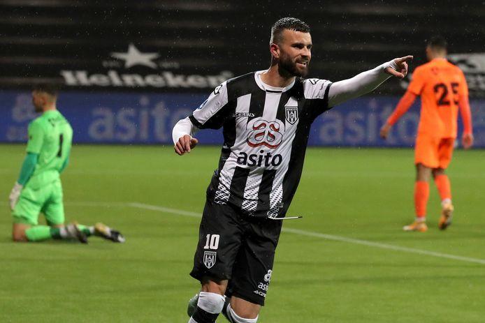 Heracles won de eerste ronde onlangs met 3-0 van Telstar.