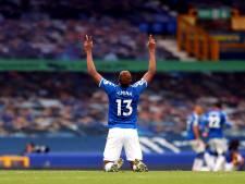 Derby spectaculaire et partage entre Everton et Liverpool
