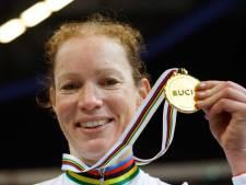 Zwolse Kirsten Wild pakt ook WK-goud op Omnium tijdens WK baan in Apeldoorn
