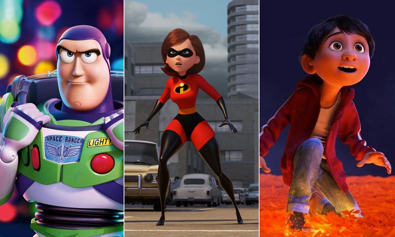 Pixar Beeld Humo