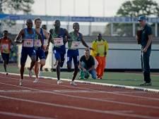 Ethiopische topatleten via Hengelo naar Olympische Spelen in Tokio