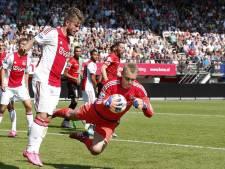 'Het lijkt soms wel of wij 4 punten achter staan op PSV'