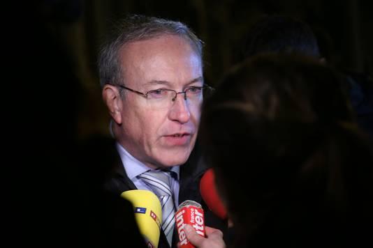 Burgemeester van Verviers Marc Elsen.