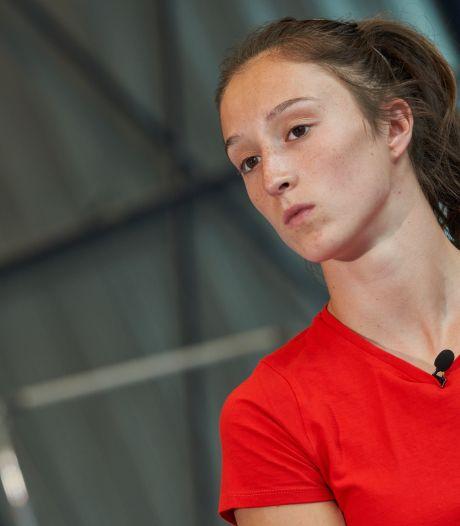 Blessée au pied, Nina Derwael est forfait pour l'Euro