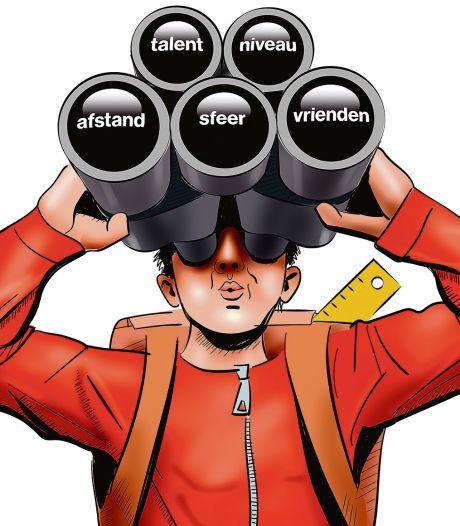Welke school kies jij? Centrale voorlichting middelbaar onderwijs Breda e.o op 9 en 10 november