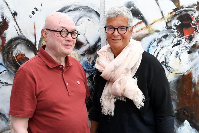 Krista en Paul Monteiro runnen al 15 jaar Stichting Kleurrijk Leven.