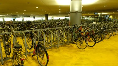 """JongCD&V noemt nieuwe regel tegen foutief geparkeerde fietsers een """"verfpotbeleid"""""""