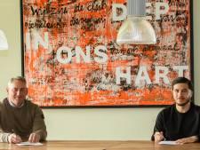HHC Hardenberg legt Joël Beukhof vast als concurrent voor Ashwin Manuhutu