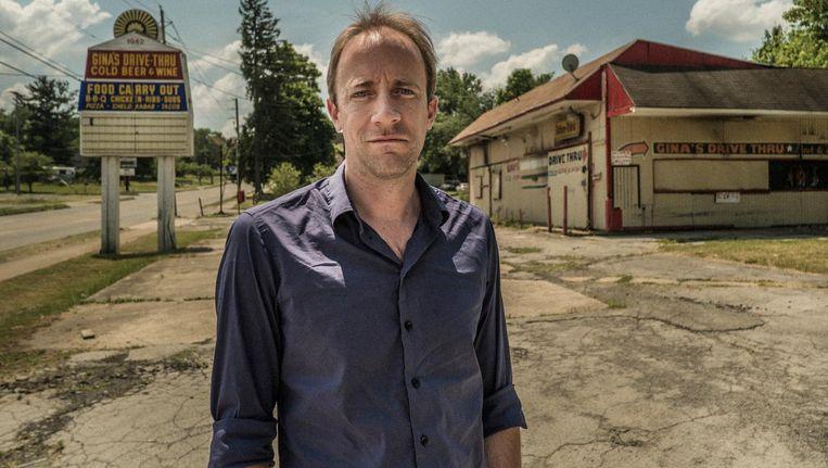 Eelco Bosch van Rosenthal reist in de achtdelige reisserie Droomland Amerika door het land dat Barack Obama achterlaat voor zijn opvolger Beeld Hans Pool