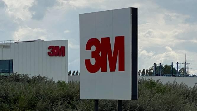 L'entreprise 3M a reçu plus de 5 millions d'euros de subsides régionaux