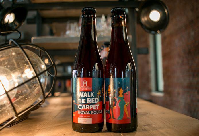 'Walk The Red Carpet', een rood bier, is de nieuwste telg in de Bucket List Series.