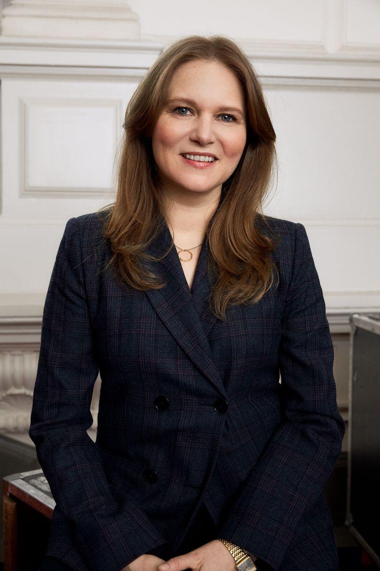 Ulrike Niehoff Beeld Anne Dokter