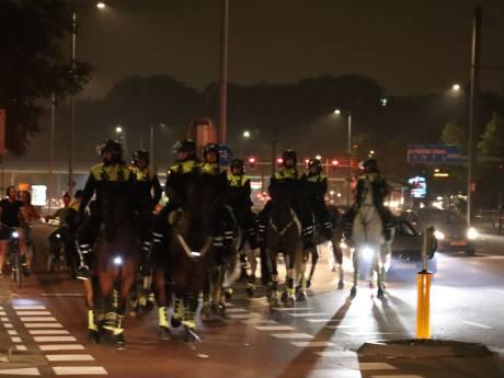 Politie bekogeld met stenen en vuurwerk in Utrechtse wijk Kanaleneiland
