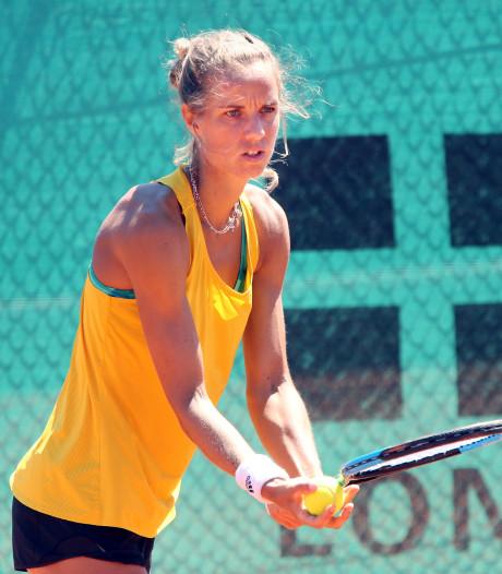 Arantxa Rus gaat voor de winst op World Tennis The Hague: Ik kan het niveau aan