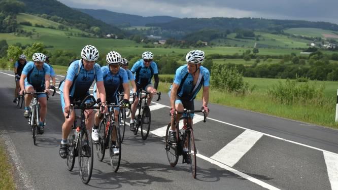 Nieuwe start voor fietsclub Groeningetrappers