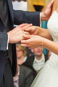 Middeleeuwse bruiloften tóch niet populair