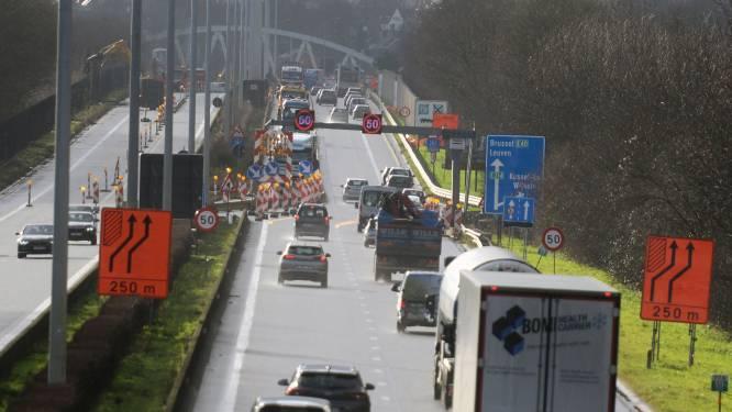 Deze zomer opnieuw veel verkeershinder verwacht op E314: midden maart starten de voorbereidingen op voor aanleg spitsstrook tussen Wilsele en Aarschot
