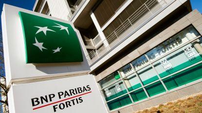 BNP Paribas Fortis verhoogt kosten