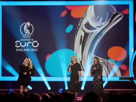 LIVE   Leeuwinnen op EK in groep met Spelen-finalist Zweden, Zwitserland en Rusland