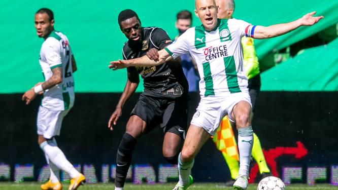 Samenvatting    FC Groningen - AZ