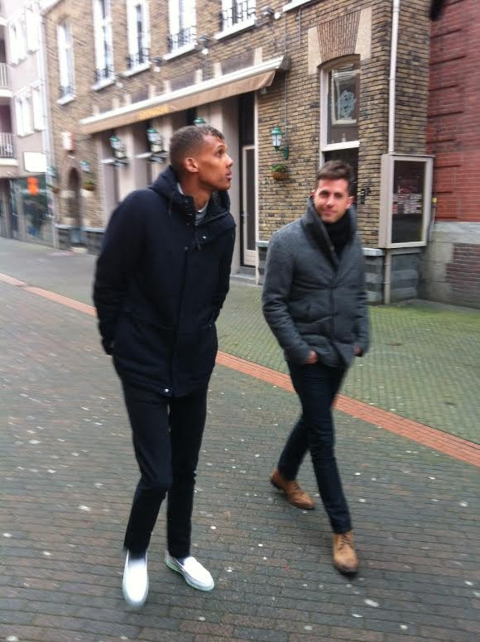 Stromae in de Dommelstraat