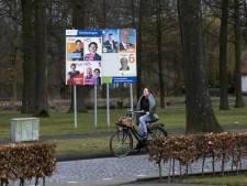 Spiegel in Laarbeek is ver te zoeken