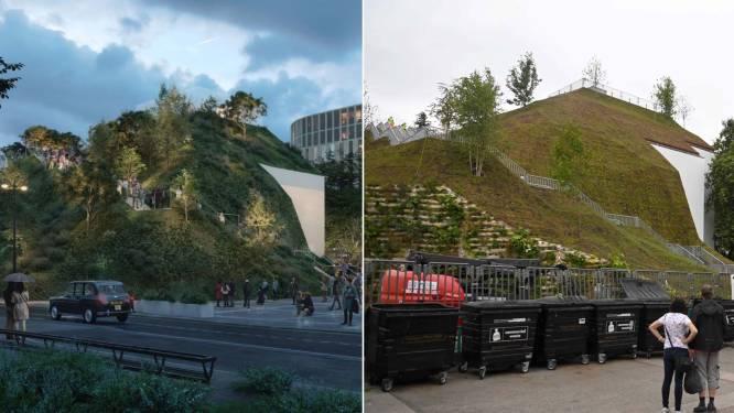 """Britten spreken schande van """"gewaagde nieuwe attractie"""" in centrum van Londen: """"Ergste wat ik ooit gedaan heb"""""""