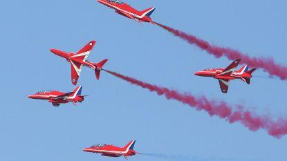 Stuntvliegtuig Brits leger crasht in Wales: 1 dode