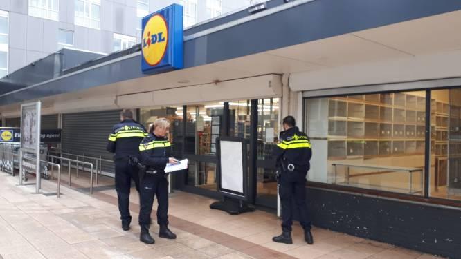 17-jarige jongen aangehouden voor overval op Lidl in Nijmegen