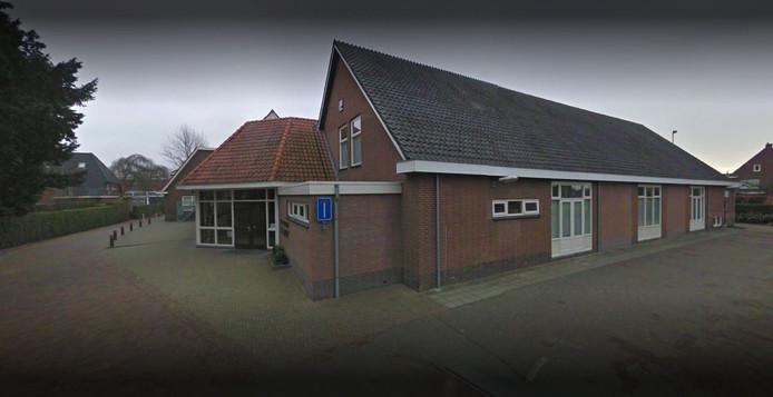 Hervormd Centrum De Rank in Den Ham.
