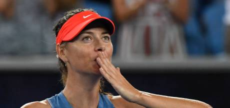 Sjarapova treft titelverdediger Wozniacki