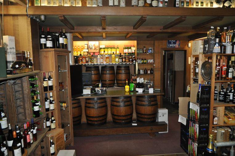 Drankenhandel en likeurstokerij De Poldernaar ging eind 2017, na 114 jaar, failliet.