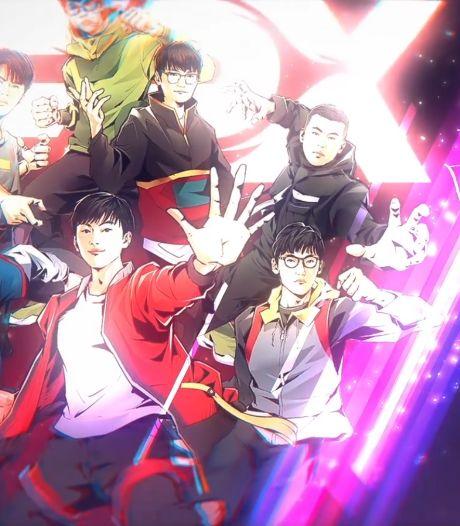 Marvel kondigt samenwerking aan met Chinese esportsorganisatie FPX