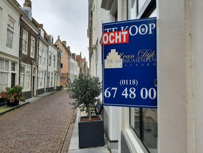 Huis verkocht in Middelburg.