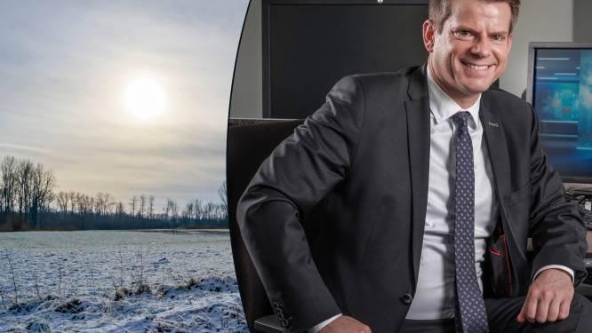"""Weerman David Dehenauw: """"Waarschijnlijk halen we geen officiële koudegolf"""""""