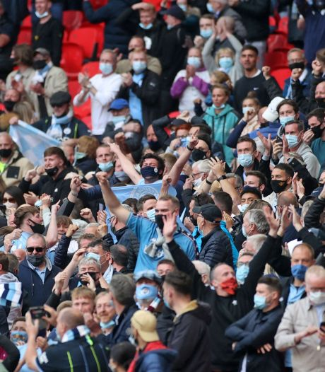 Un maximum de 10.000 supporters pourront assister aux derniers matches de Premier League