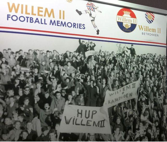 Willem II begon in 2018 als eerste voetbalclub in Nederland met Football Memories.