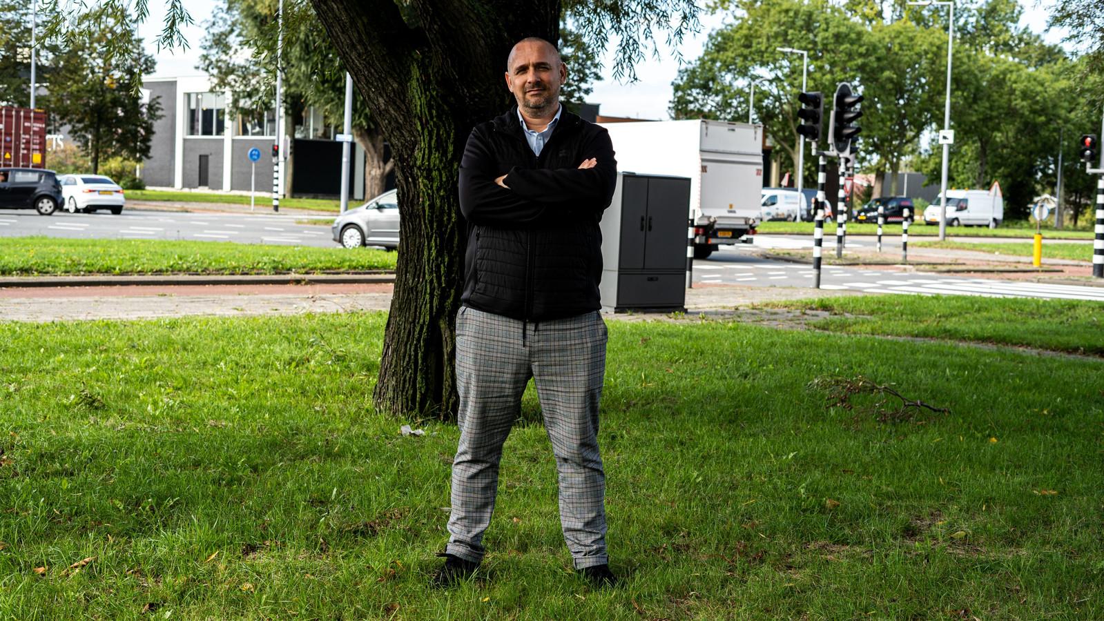 Culemborger Willo Schröer startte het online platform Vegan Business.