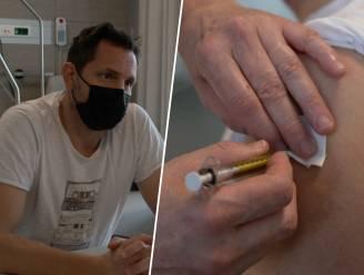 Telefacts NU-reporter doet mee aan testfase vaccin Johnson & Johnson