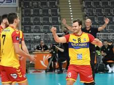 Vijf volleyballers van Dynamo trekken in de zomer het oranjeshirt aan