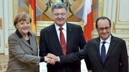 Porosjenko wil wapens, geen dialoog